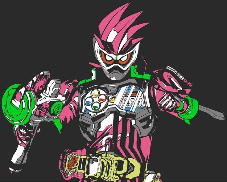 Kamen Rider Ex-Aid by TMRYST.deviantart.com on @DeviantArt
