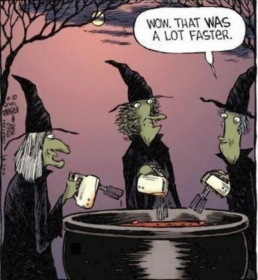 Modern-Day Witches
