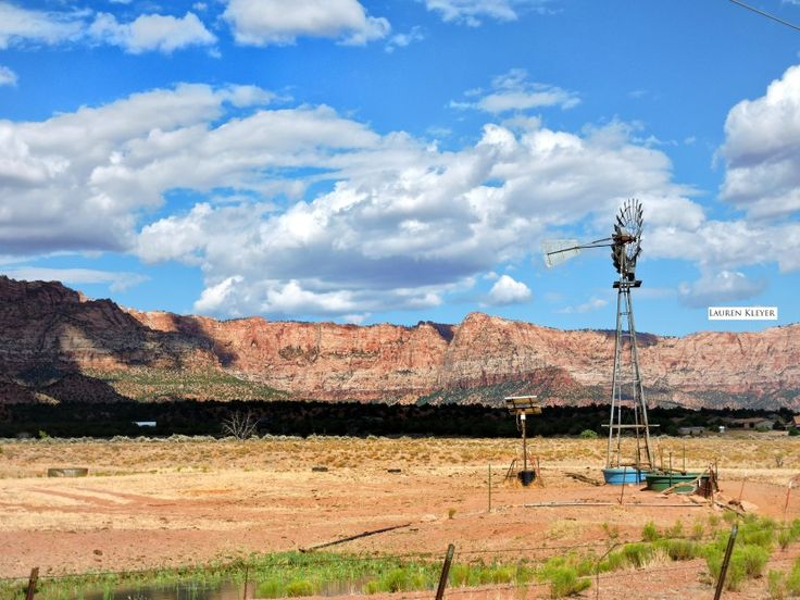 Photo diary of Colorado City and the beautiful scenery