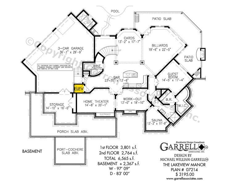 79 best Lottery floor plans :) images on Pinterest | Floor plans ...