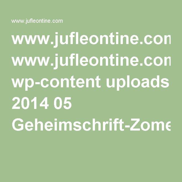 www.jufleontine.com wp-content uploads 2014 05 Geheimschrift-Zomer.pdf