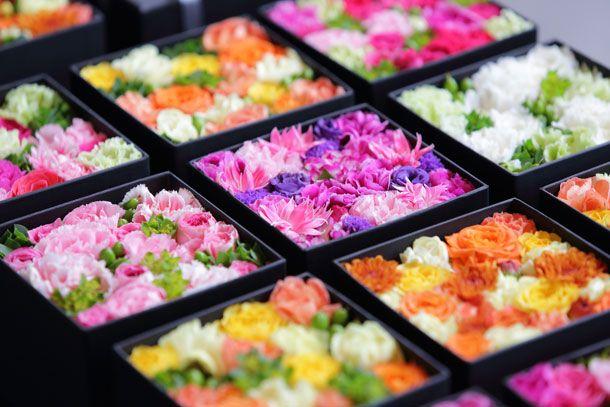 Flower boxes by Nicolai Bergmann
