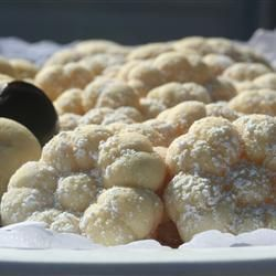 Rich butter cookies recipe