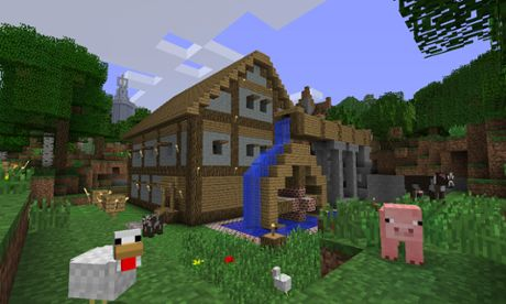 YouTube, apps and Minecraft: digital kids and the future of children's media