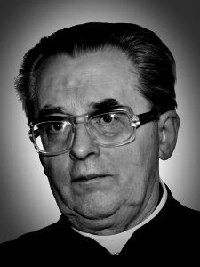 REV. JAN TWORZYDŁO CM (1944–2016), died January 29, 2016 Kleparz House in Krakow (Province of Poland) #RIP #wincentianie
