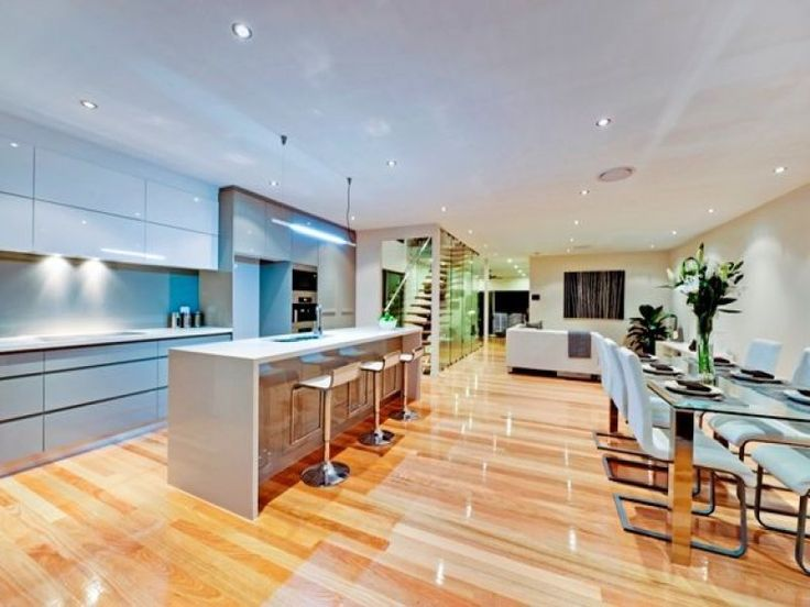 """**ROB = COPY THE SAME OVERHEAD CUPBOARDS AS THIS STYLE """"RECTANGLE BOX LOOK"""".."""