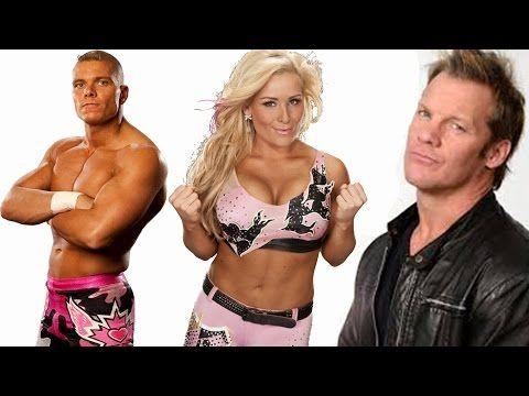 Talk is Jericho - Tyson Kidd & Nattie Neidhart - YouTube
