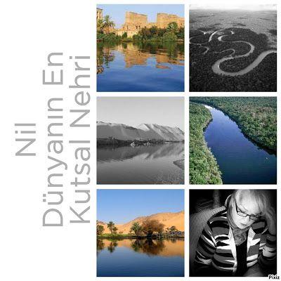 kitaplar:      NilDünyanın En Kutsal Nehri   nazanss.blogspo...