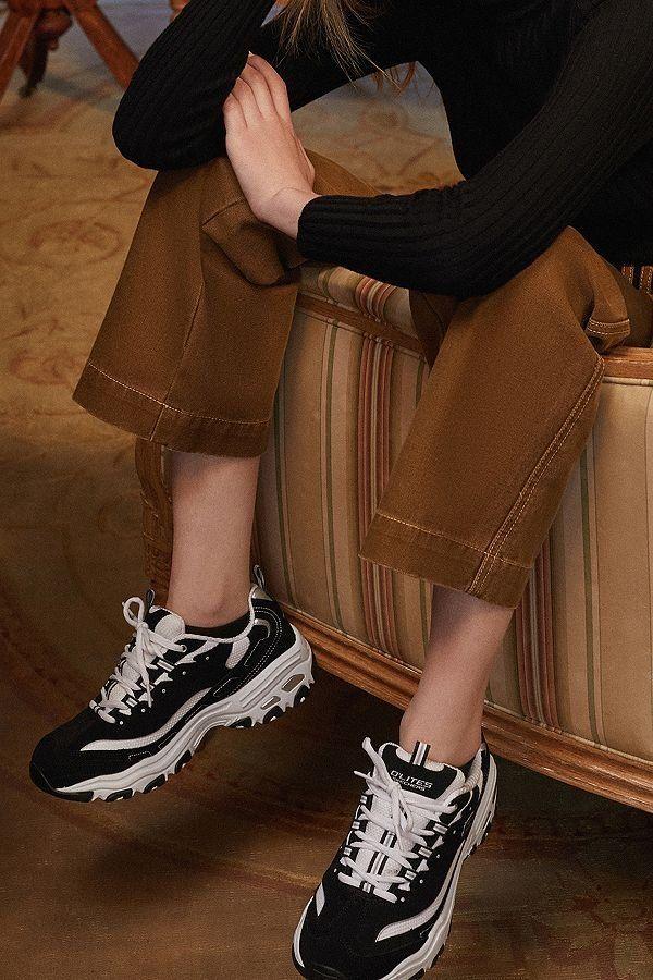 e03402d5986 Skechers D'Lites Biggest Fan Sneaker | Shoes Shoes Shoes | Sketchers ...