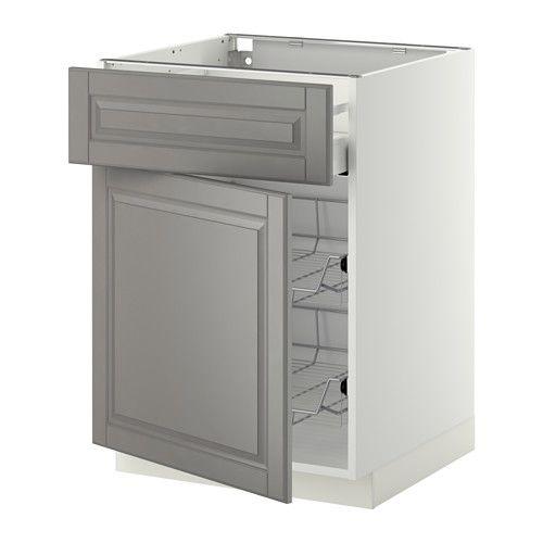 Více než 25 nejlepších nápadů na Pinterestu na téma Ikea metod - unterschrank küche selber bauen