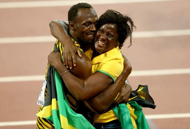 Usain Bolt's Family: The Photos You Need to See   Heavy.com   Page 2