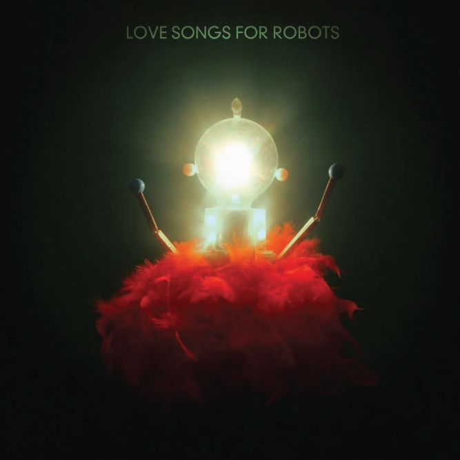 My latest song on loop: Patrick Watson - Love Songs For Robots
