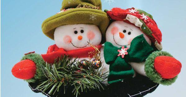 Moldes o patrones para elaborar hermosos muñecos navideños ALBUM 50 WhatSap +584124278063 | NAVIDAD | Pinterest | Patrones, Navidad and Album