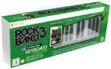 Rock Band 3 Wireless Pro Keyboard with Rock Band 3 Software Bundle (Xbox 360)