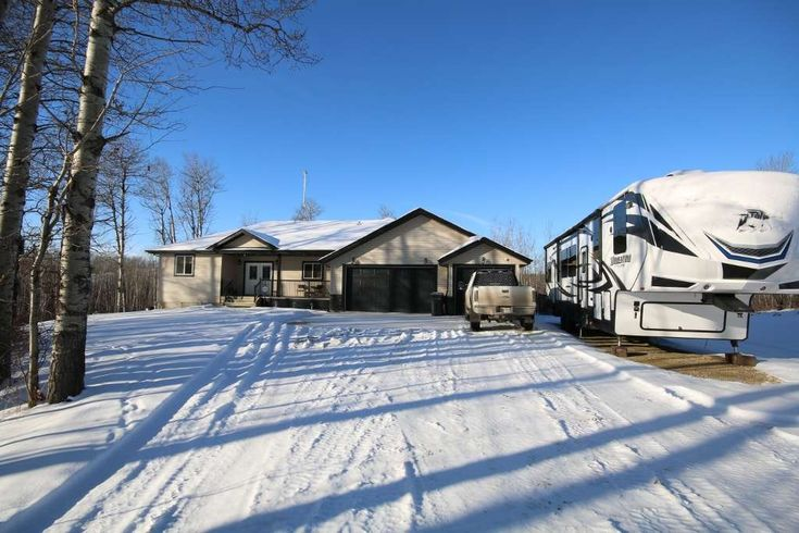 WALKOUT BUNGALOW ON 1.46 TREED ACRES