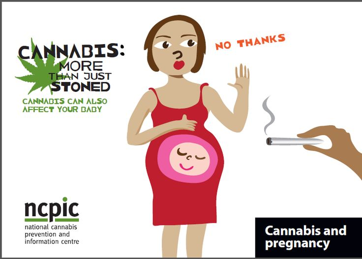 Cannabis and pregnancy | NCPIC | Part of a suite of easy-to-read, illustrated resources that are designed for people with low literacy skills. This booklet explains the risks to unborn babies of using cannabis while pregnant.