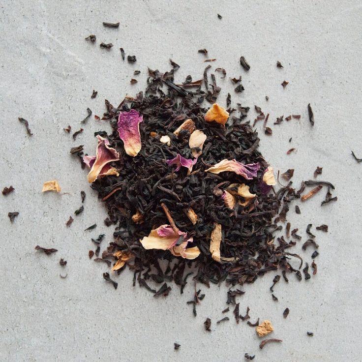 Endeavour Afternoon — hand-blended loose leaf tea