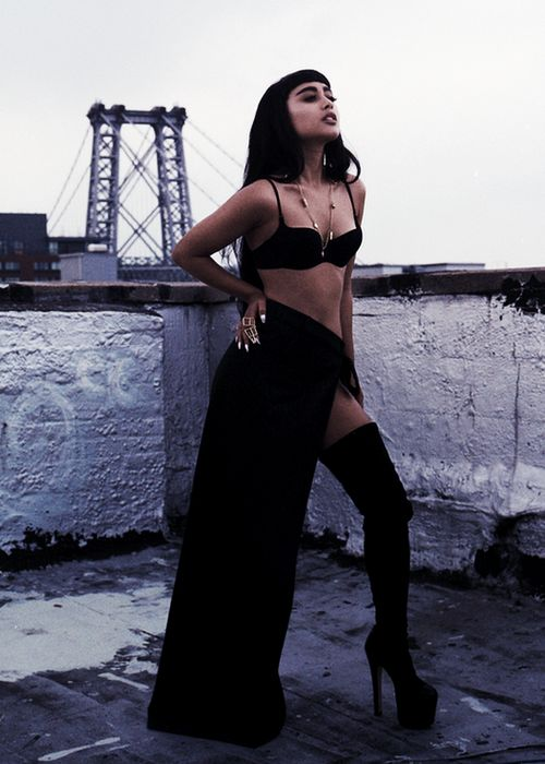 drunkkonyourlove:  Natalia Kills for Wetheurban