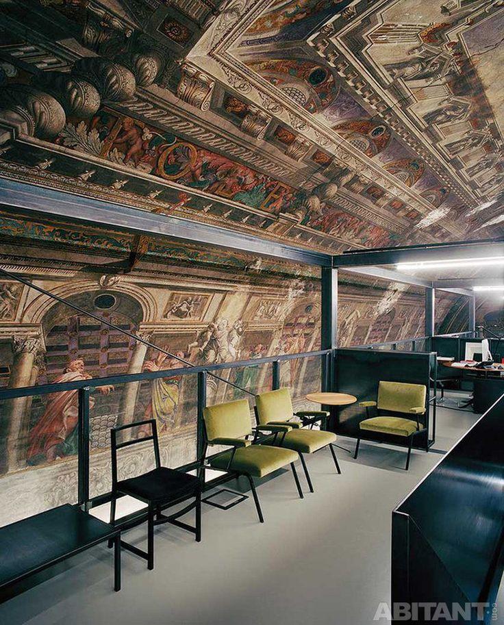 Интеграция современной и старинной архитектуры