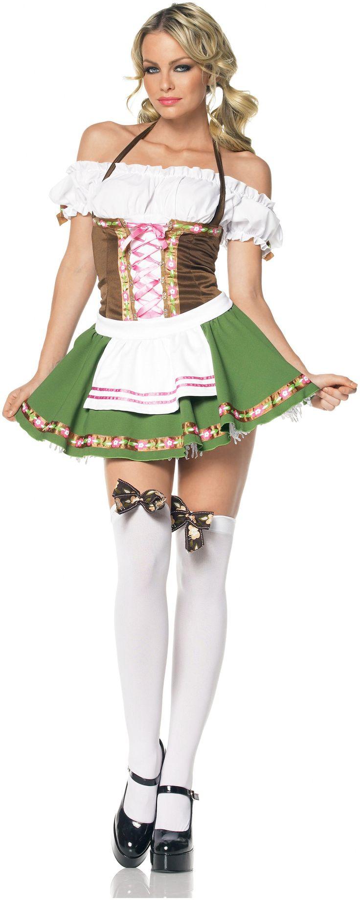 баварские официантки эро них девушки