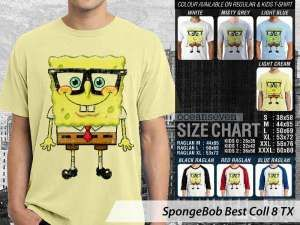 Kaos Spongebob TV Series, Kaos Spongebob Plankton, Kaos Spongebob Terbaru, Kaos Spongebob Squarepants Couple Family