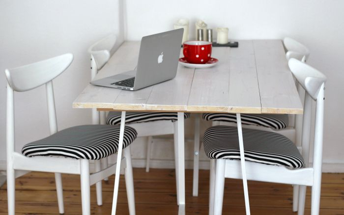 Upcycling projects: old chairs | DIY | nowaddsugar.com