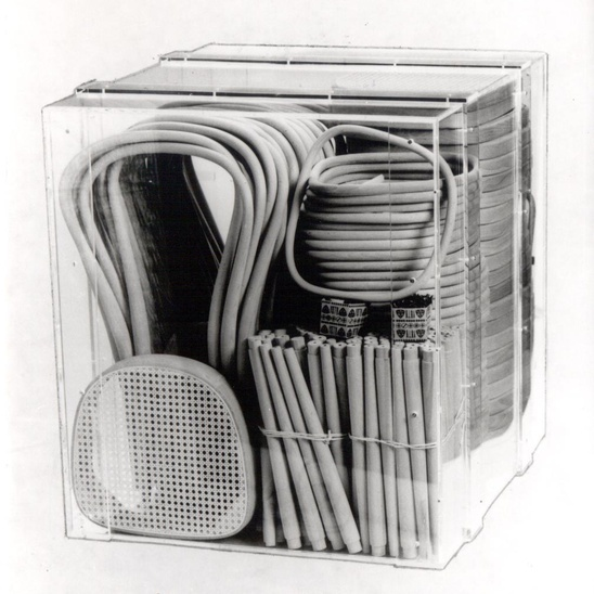 cubic meter