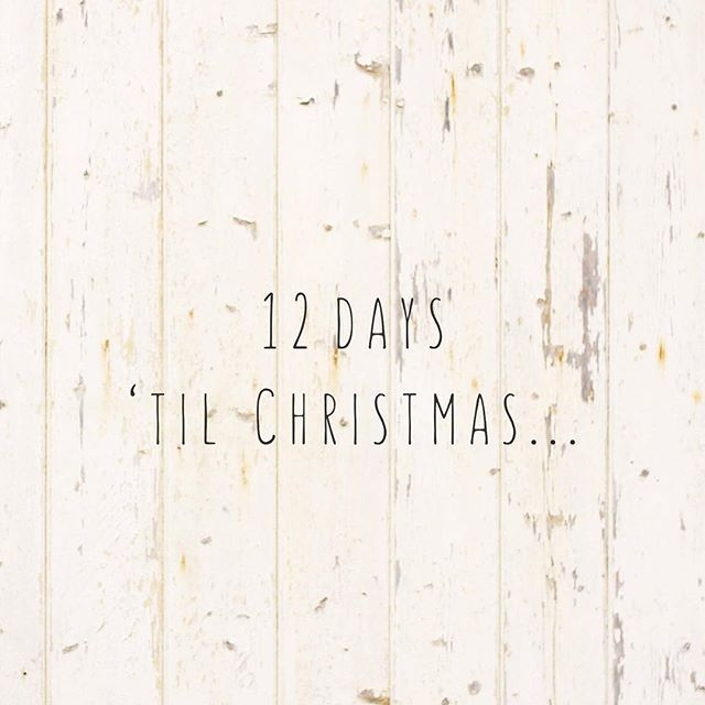 Hello friends! Today marks 12 days 'til Christmas and we are excited! Because we love you all so much; we have decided to release a new product each day as we count down to one of our favourite holidays… so stay tuned! 😉 Merry 12 days 'til Christmas! • • • • • #projectoutward #twelvedaystogo #ethicalfashion #uganda #empoweringwomen #nonforprofit #riseabovepoverty #women #families  #business #christmasgifts #gifts #christmas #watchthisspace