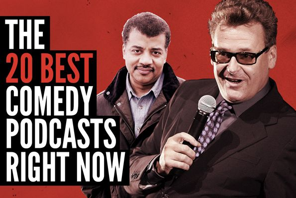 Listen Up: The 20 Best Comedy Podcasts Right Now Pictures | Rolling Stone