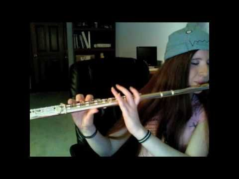 Kaito- Cantarella on Flute