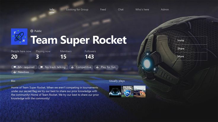 Microsoft Releases Looking for Group and Clubs Features to Xbox One via Preview Build: The latest Xbox Preview build brings the…