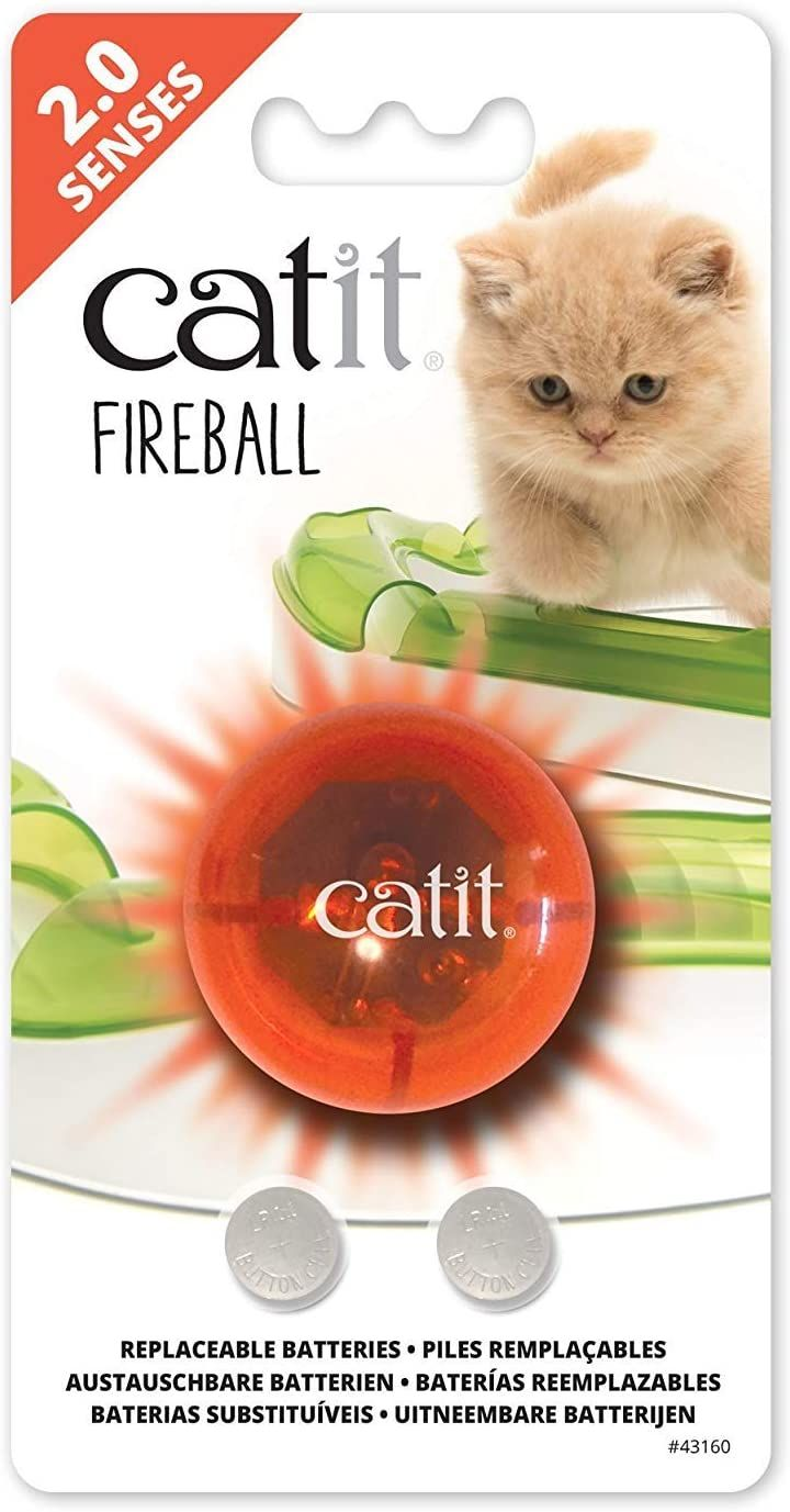 Catit Senses 2 0 Fireball You Can Find Out More Details At The Link Of The Image This Is An Affil In 2020 Cat Toys Interactive Cat Toys Best Interactive Cat Toys