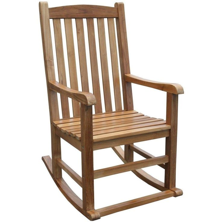 how to make a rocking chair rock on its own