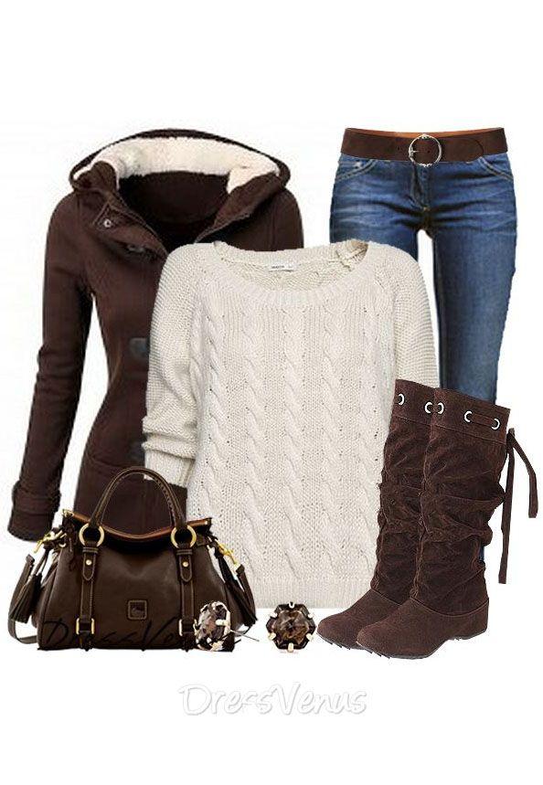 #Sweaters #Beauty #Fashion #Clothing #Women #Cute #DressVenus.