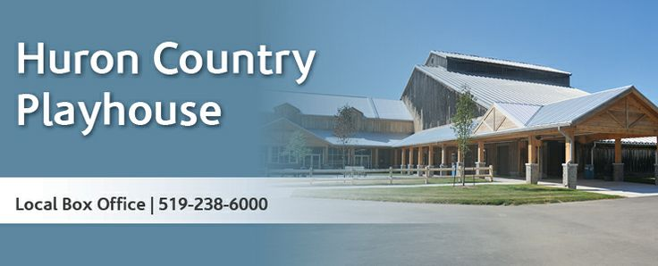 Huron Country Playhouse