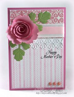 (Deco fans) Inspired to Stamp: March 2012