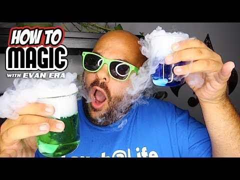 Awesome Videos: 10 Amazing Science Magic Tricks!