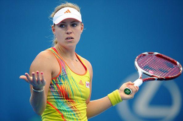 Angelique Kerber - Brisbane International -