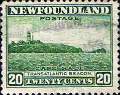 Newfoundland 1941 SG 286 Transatlantic Beacon Fine Used Scott 263 Other North American and British Commonwealth Stamps HERE!