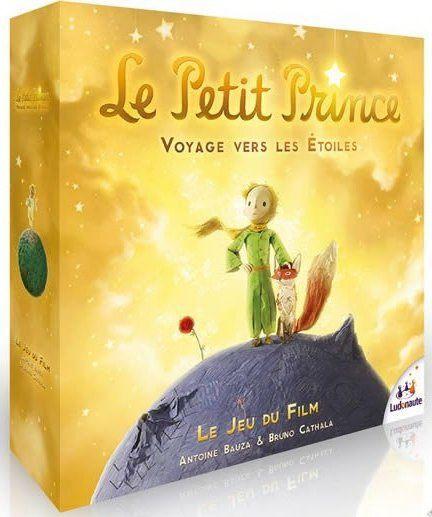Découvrez le jeu Le Petit Prince voyage vers les étoiles de Ludonaute, un jeu de parcours avec les illustrations et l'histoire du film d'animation, l'adaptation du chef d'oeuvre d'Antoine de Saint-Exupery et un récit d'aventure.Dans le sillage de la Petite Fille, partez à la rencontre du Petit Prince à bord de votre biplan. Un voyage tactique plein de rebondissements vous attend. Tout au long de votre parcours, vous rencontrerez des amis, mais aussi des pièges.Qui ramassera le plus d'étoiles…