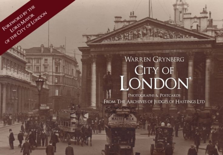 This fabulous collection of images perfectly evokes memories of early twentieth-century London.