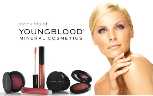 YOUNGBLOOD COSMETICS brings you the highest and healthiest quality products allowing women to feel and look their best.A women deserves to be appreciated,respected and admired.COSMETICS allow you to improve your appearance to get that aspired look.Feeling more confident about your image.  http://www.youngblood-cosmetics.com