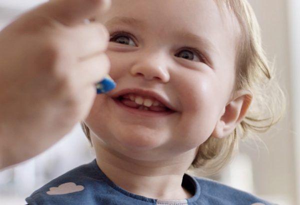 Quando il bambino impara a masticare