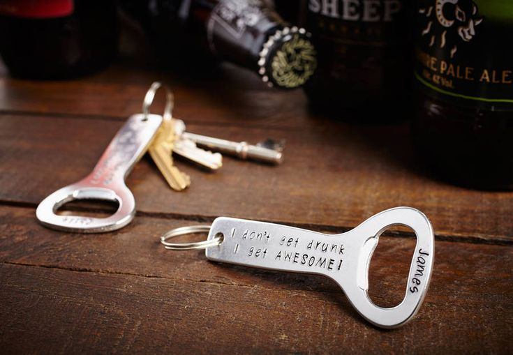 Personalised Bottle Opener from notonthehighstreet.com
