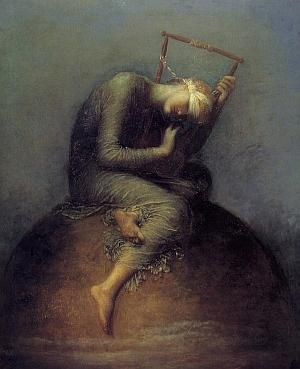 hope.  George Frederic Watts: Art Classic, The Artists, Artists British Isle, Art Display, Frederick Watts, George Frederick, Freder Watts, Watts Hope, Art Projects