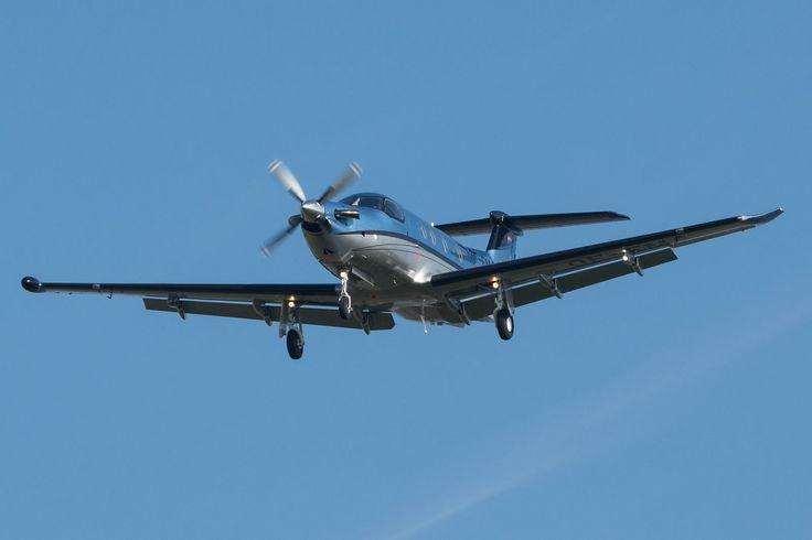 Radom Airport (EPRA) Pilatus PC-12/47