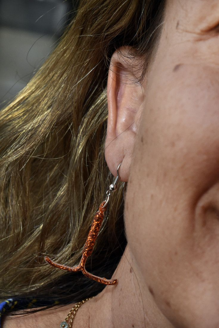 Colorado Lawmakers Wear IUD Earrings To Support Bill That Will Fund Low-Cost Contraceptives
