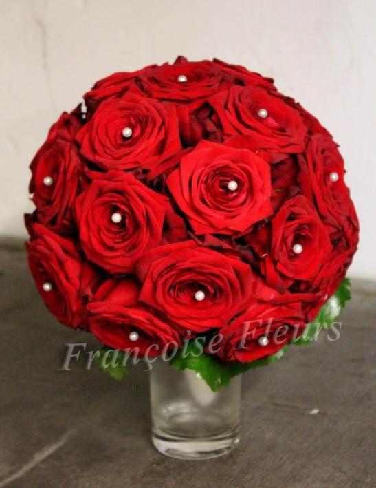 bouquet mari e rose rouge recherche google rouge pinterest roses recherche et bouquets. Black Bedroom Furniture Sets. Home Design Ideas