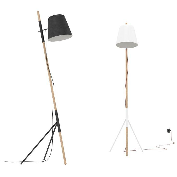 BoConcept - Outrigger floor lamp