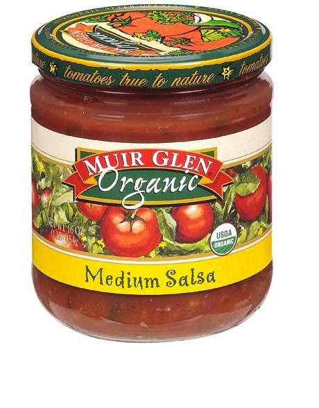 Surprisingly easy, and delicious Salsa in a snap! One 16
